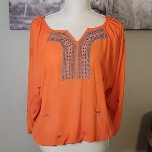 Moon Collection Boho Shirt Size Small